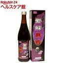 【訳あり】紫蘇黒酢(720mL)【ミナミヘルシーフーズ】