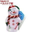 【訳あり】(シーズン)クリスマス スノーバディシェイプティン(1個)