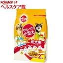 ペディグリー それいけ!小型犬 成犬用 チキン入り(2kg)...