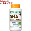 ディアナチュラ DHA with イチョウ葉(120粒入)【Dear-Natura(ディアナチュラ)】