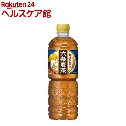 六条麦茶(660mL*24本入)【六条麦茶】の商品画像