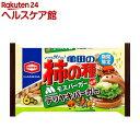 【企画品】亀田の柿の種 テリヤキバーガー風味 6袋詰(182g)【亀田の柿の種】