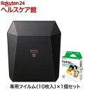 富士フイルム スマホdeチェキ instax SHARE SP-3 ブラック(1コ)【フジフイルム】
