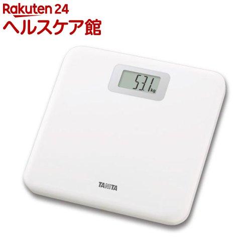タニタ デジタルヘルスメーター ホワイト HD-661(WH)(1台)【タニタ(TANITA)】【送料無料】