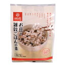 はくばく お豆と雑穀ごはんの素 30g*7袋