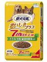 愛犬元気 おいしさプラス 7歳以上用 ささみ・小魚・緑黄色野菜入 8.0kg