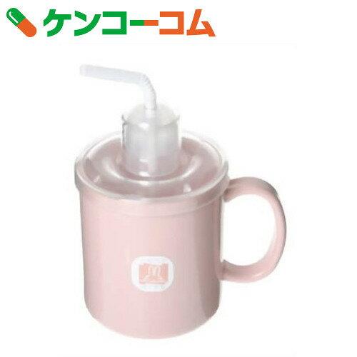 Daiwa ストロー付マグカップ ピンク[プチエイド 吸いのみ]...:kenkocom:10134900