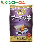 オリヒロ お徳用プーアル茶 3g×60包