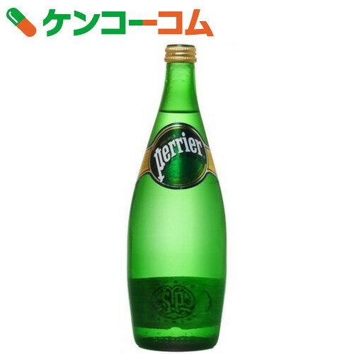 ペリエ 炭酸水 750ml×12本(並行輸入品)[ケンコーコム ペリエ Perrier 水…...:kenkocom:10526683
