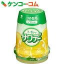 サワデー つめ替 レモンの香り 140g[サワデー 消臭剤 芳香剤]【あす楽対応】