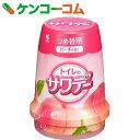 サワデー つめ替 ピーチの香り 140g[サワデー 消臭剤 芳香剤]【あす楽対応】