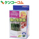 asap(アサップ) 猫の生野菜 6回分