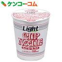 日清 カップヌードルライト 53g×12個[カップヌードル しょうゆラーメン らーめん 醤油]【送料無料】
