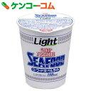 日清 カップヌードル シーフードヌードルライト 57g×12個[カップヌードル]【送料無料】