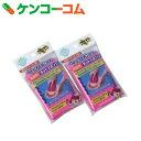 べっぴんさん 食器用ネットスポンジ ピンク 2個セット[べっぴんさん スポンジ(キッチン用)]