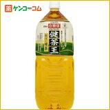 【ケース販売】カルピス 健茶王 香ばし緑茶 2L×6本[【HLSDU】健茶王 血糖値が気になる方へ 特定保健用食品(トクホ)]