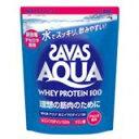 【送料無料】ザバス(SAVAS) アクア ホエイプロテイン100 アセロラ風味 800g[プロテイン]