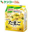 クノール ふんわりたまごスープ 5食入[クノール たまごスープ]【あす楽対応】