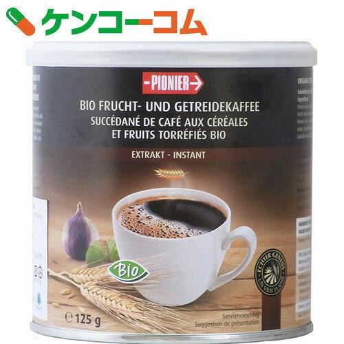 PIONIER 穀物コーヒー 125g[オーガニックフォレスト 野菜・穀物コーヒー]...:kenkocom:10636735