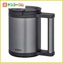 サーモス 真空断熱マグ 280ml(0.28L) ブラック JCP-280C BK[サーモス マグカップ]