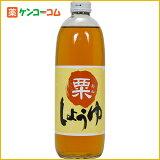 粟しょうゆ 500ml[大高酵素 雑穀醤油(雑穀しょうゆ)]