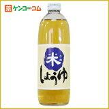米しょうゆ 500ml/米醤油/税込\1980以上米しょうゆ 500ml[大高酵素 米醤油 しょうゆ ケンコーコム]