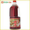 調味用 赤酒 1.5L[千代の園 料理酒(調理酒)]