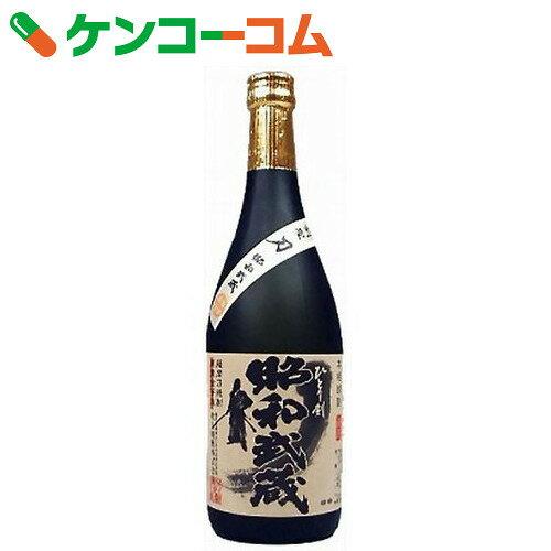 昭和武蔵 芋焼酎 25度 720mlの商品画像