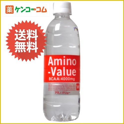 大塚製薬 アミノバリュー 4000 500ml×24本入