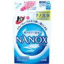 トップ NANOX(ナノックス) つめかえ用 400g/NANOX(ナノックス)/洗剤 衣類用(液体)/税込\1980以上送料無料トップ NANOX(ナノックス) つめかえ用 400g[NANOX(ナノックス) 洗剤 衣類用(液体)]