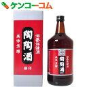 陶陶酒 銀印 甘口 1000ml[陶陶酒 薬味酒]