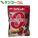 ラカント カロリーゼロ飴 いちごミルク味 48g[サラヤ ラカント 羅漢果(ラカンカ) 甘味料]