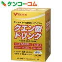 Kentai(ケンタイ) クエン酸ドリンク レモン風味 15g×10包[Kentai(ケンタイ) クエン酸]【あす楽対応】