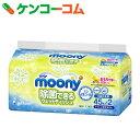 ムーニー 除菌できるウェット つめかえ用 90枚[ユニチャーム ムーニー ウェットティッシュ(ベビー)]【unoshi】【unmoon】【あす楽対応】