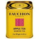「フォション 紅茶アップル(缶入り)125g」人気の6種類をラインナップしたフォションシリーズの紅茶です。フォション 紅茶アップル(缶入り)125g