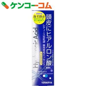 柳屋 レディース 毛乳源 薬用育毛エッセンス ヒアルロン酸 マイルドタイプ 150ml