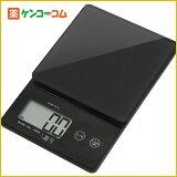 ドリテック デジタルスケール ストリーム 2kg ブラック KS-245BK[【HLSDU】キッチンスケール(デジタル)]【】