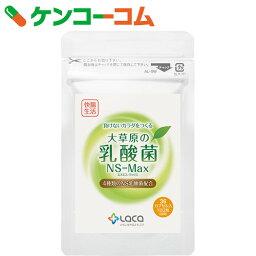 大草原の乳酸菌 36カプセル 18日分[植物性乳酸菌]【送料無料】