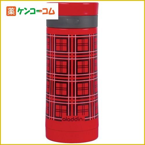 aladdin レッドチェック ステンレスタンブラー 0.3L[アラジン 水筒 ステンレスボトル ミニサイズ]【送料無料】