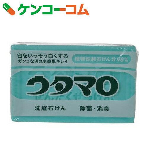 ウタマロ 洗濯石けん 133g[ケンコーコム ウタマロ 固形石鹸(衣類用)]【rank】...:kenkocom:11046194