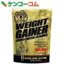 ゴールドジム ウエイトゲイナー チョコレート風味 1kg[GOLD'S GYM(ゴールドジム) プロテイン]【送料無料】
