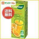 エバーナット 100%オレンジジュース 200ml×24本/エバーナット/オレンジジュース/送料無料エバーナット 100%オレンジジュース 200ml×24本[【HLS_DU】エバーナット オレンジジュース]
