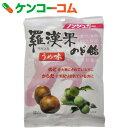ノンシュガー羅漢果のど飴 うめ味 60g[のど飴(のどあめ) お菓子]