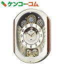 セイコー 電波掛け時計(電波からくり時計) ウェーブシンフォニー RE562H[SEIKO(セイコー) 電波時計]【あす楽対応】【送料無料】