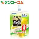 オリヒロ ぷるんと蒟蒻ゼリー カロリーゼロ レモン 130g[オリヒロ こんにゃくゼリー ダイエット]【あす楽対応】