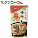 マルサン キムチ鍋スープ 600g[マルサン キムチ鍋の素]
