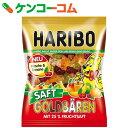 ハリボー ジューシーゴールドベア 175g[HARIBO(ハリボー) グミ お菓子]【あす楽対応】