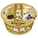 【ケース販売】日清麺職人とんこつ86g×12個[日清麺職人ケンコーコム]