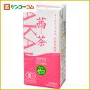 遠藤製餡 オーガニック茜茶 1L×6本[遠藤製餡 あずき茶(小豆茶)]【送料無料】