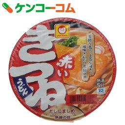 赤いきつねうどん 西 96g×12個[東洋水産 マルちゃん カップラーメン(カップ麺)]【送料無料】